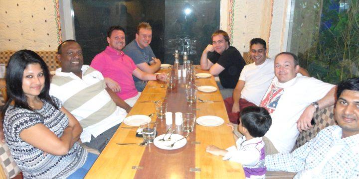 Msp Group Dinner